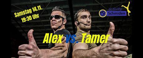 Alex vs. Tamer - Das Jahrhundert Battle - LIVE am Sa., 14.11.2020 ab 19:30 Uhr