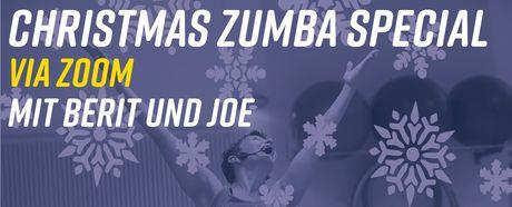 Christmas ZUMBA Special mit Berit und Joe